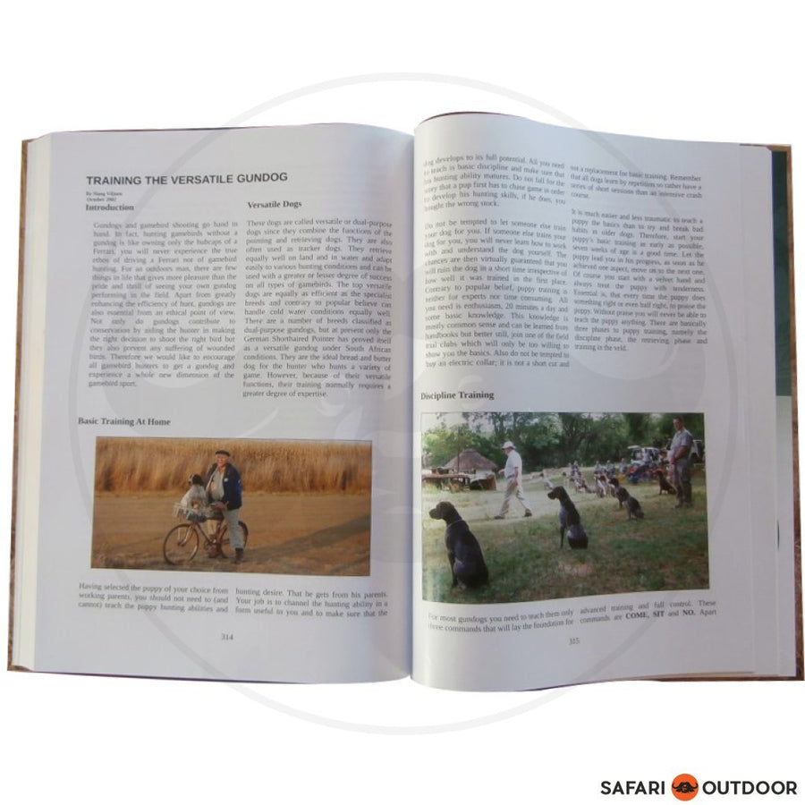 THE GERMAN SHORTHAIRED POINTER IN SA - P VILJOEN (BOOK)