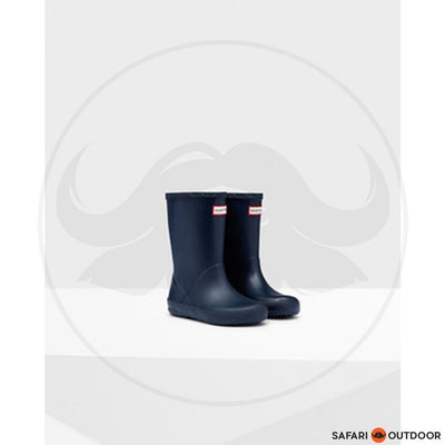 HUNTER BOOT ORIGINAL S16R KIDS NAVY