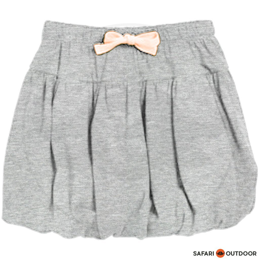 KAROO LTD SKIRT GIRLS BUBBLE -GREY
