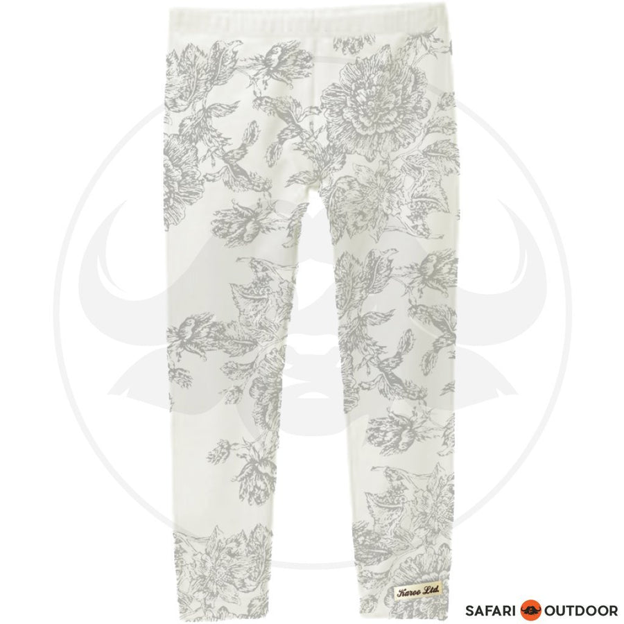 KAROO LTD LEGGING GIRLS VICTR -WHITE