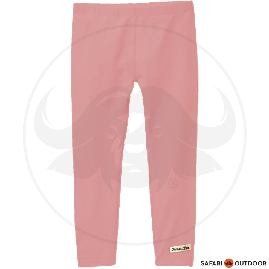 KAROO LTD LEGGING GIRLS -PINK