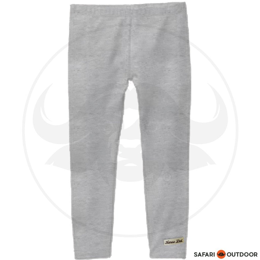 KAROO LTD LEGGING GIRLS -GREY MEL