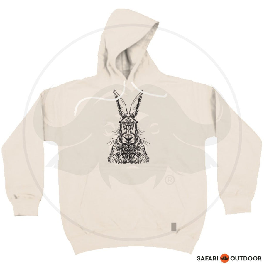 KAROO LTD HOODIE GIRLS RABBIT -CREAM