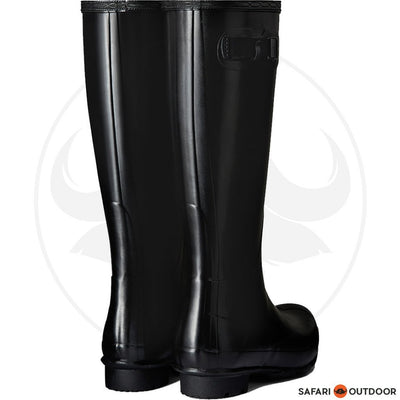 HUNTER BOOT NORRIS 16R MEN FIELD -BLACK