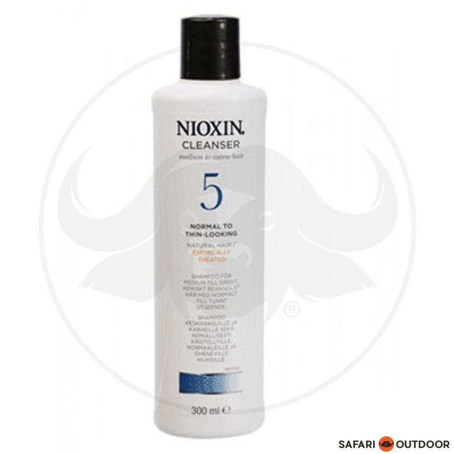 NIOXIN SYS5 CLEANSER 300ML