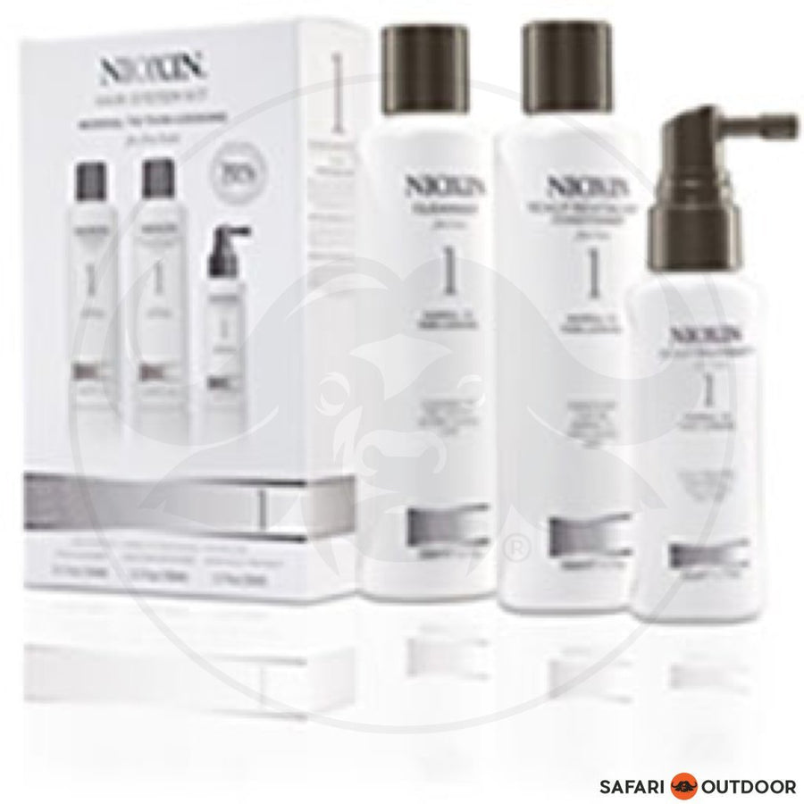 NIOXIN SYS1 TRIAL KIT
