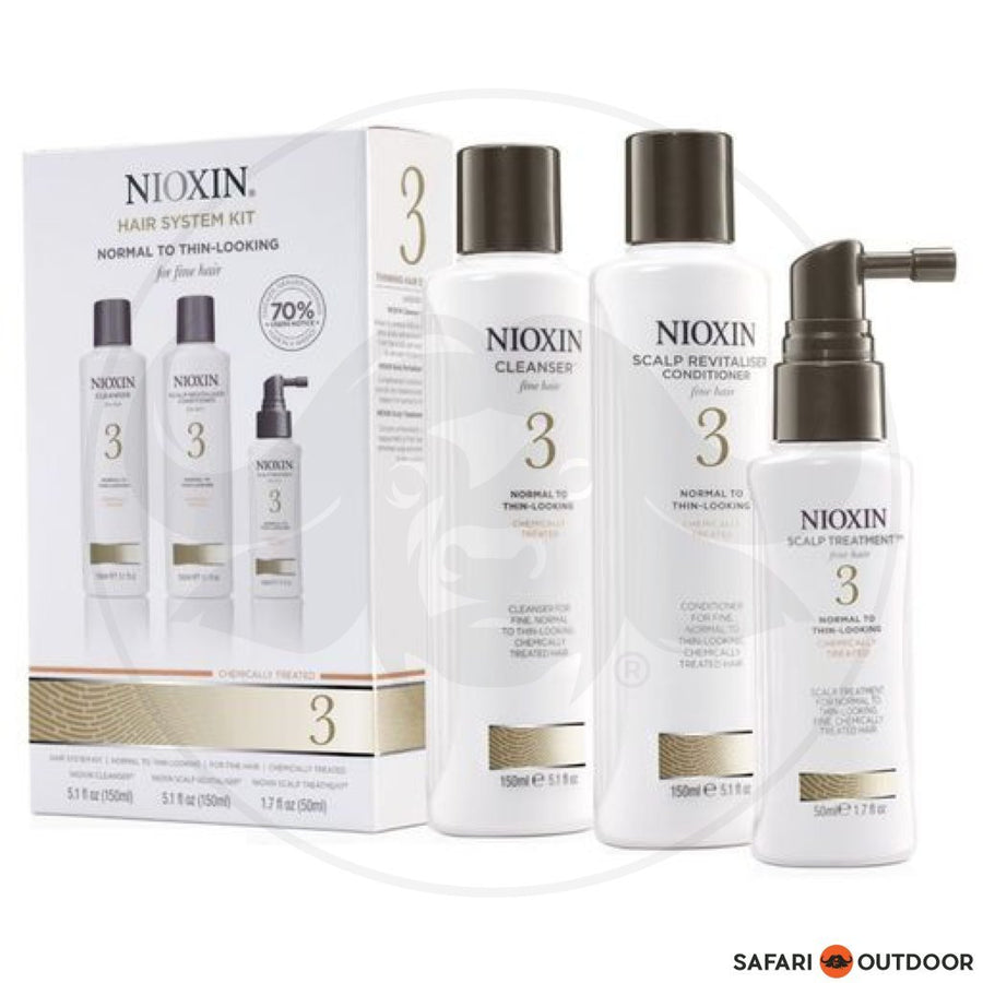 NIOXIN SYS3 TRIAL KIT