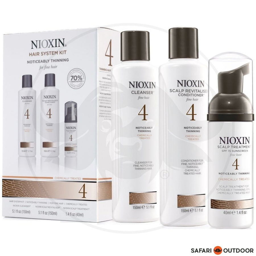 NIOXIN SYS4 TRIAL KIT
