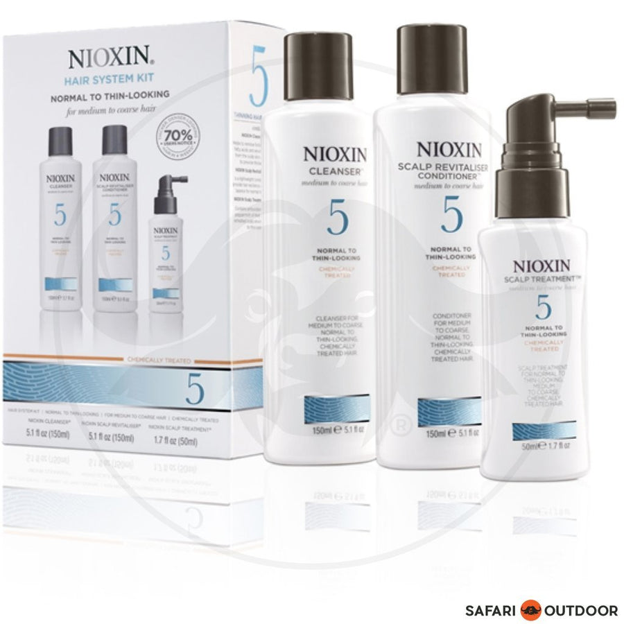 NIOXIN SYS5 TRIAL KIT