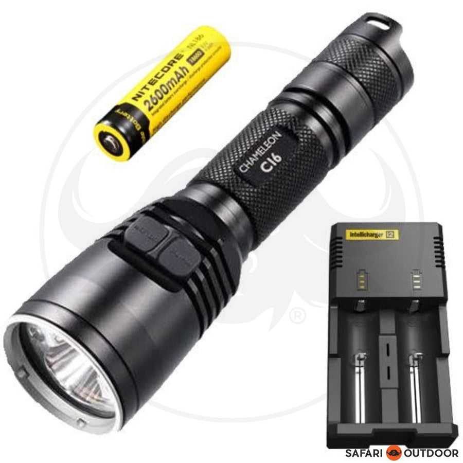 NITECORE CI6 FLASHLIGHT COMBO