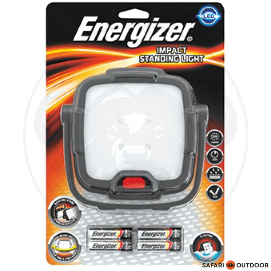 ENERGIZER INCLUDING 4 AA BATTERIES IMPACT STANDING LIGHT