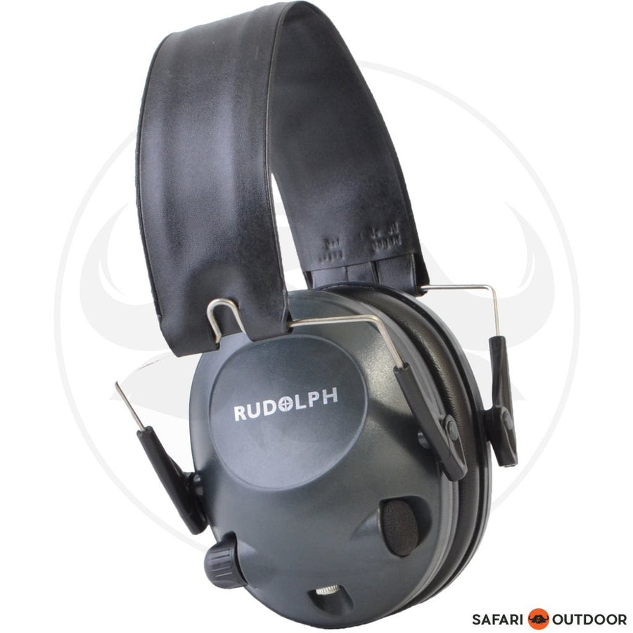 RUDOLPH EAR MUFFS ELECTRONIC