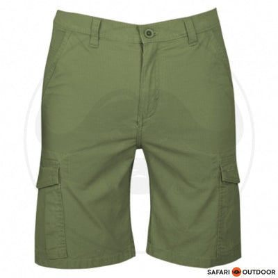 JONSSON SHORT MEN RIPSTOP MULTIP - MOSS GREEN