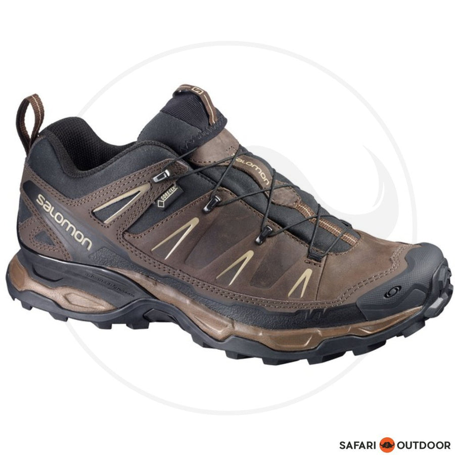 SALOMON SHOES MEN X ULTRA LTR HIKE - BROWN bca60d057575