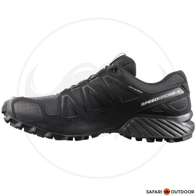 SALOMON SHOES MEN SPEEDCROSS 4 - BLACK