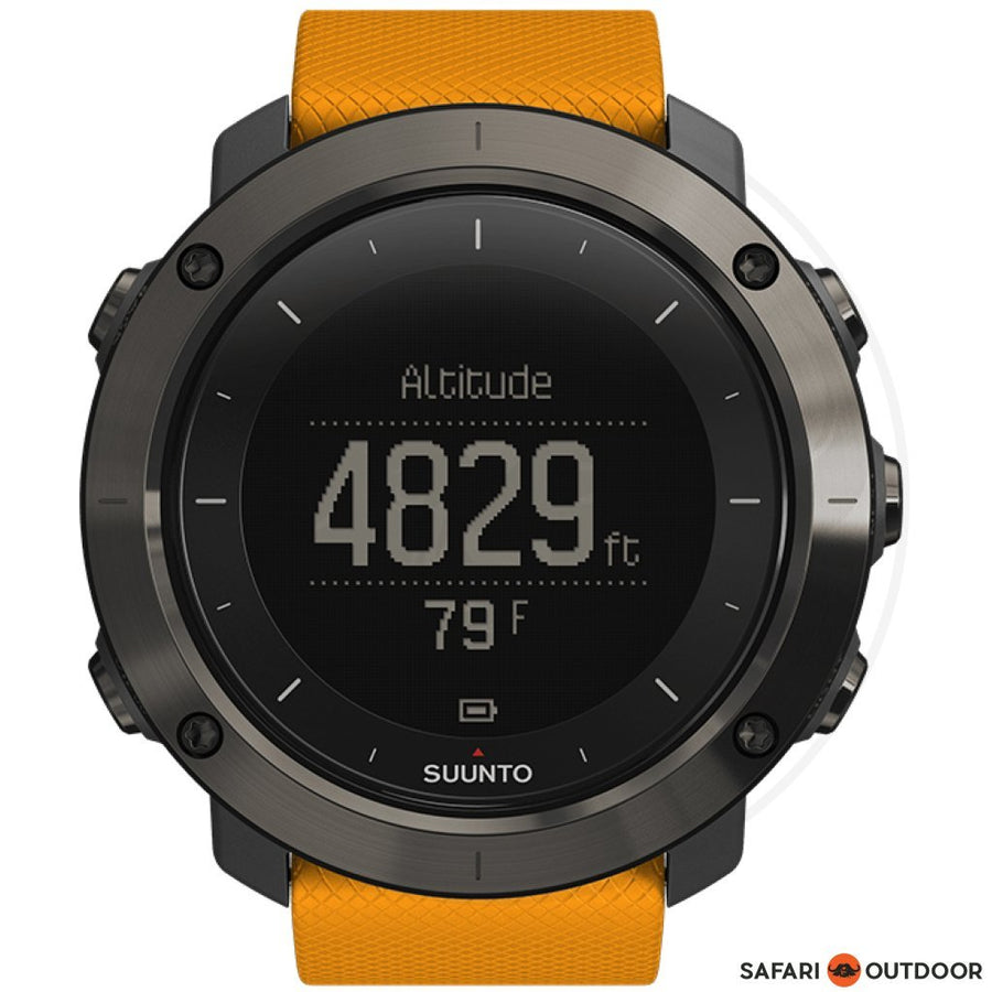 SUUNTO TRAVERSE AMBER HR -GRAY