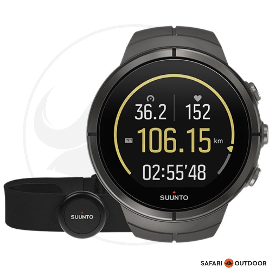 SUUNTO SPARTAN ULTRA STEALTH TITANIUM CHEST