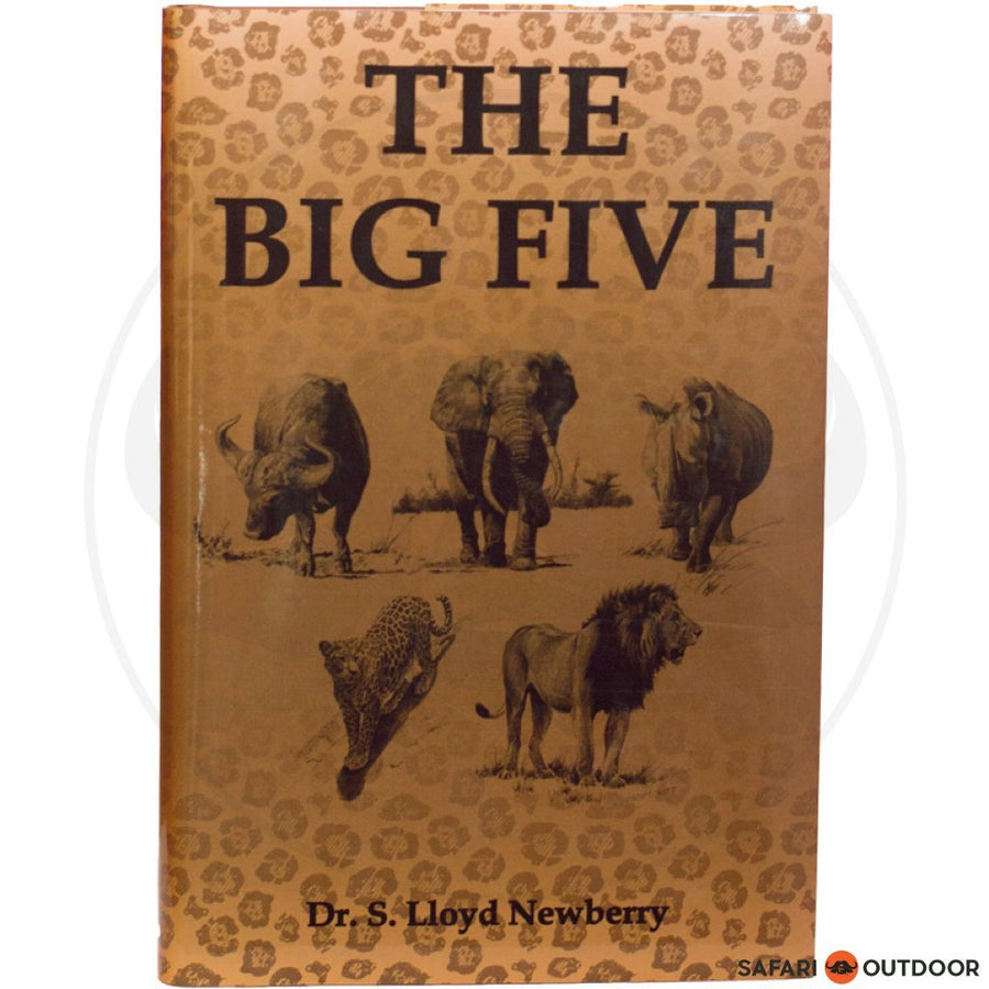 THE BIG FIVE - LLOYD NEWBERRY (BOOK)