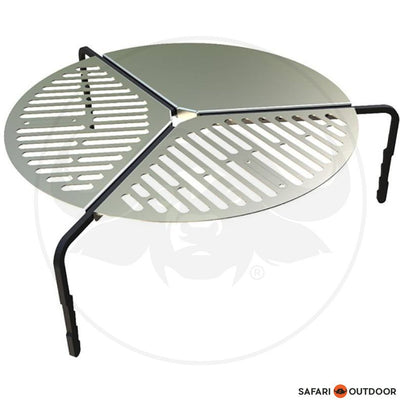 FRONT RUNNER SPARE TIRE MOUNT BRAAI BBQ GRATE