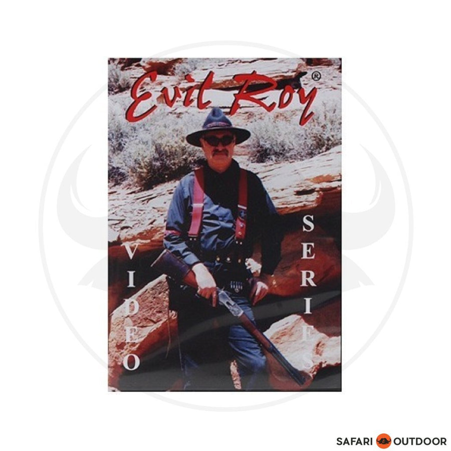 EVIL ROY HANDGUNS VOL 1 (DVD)
