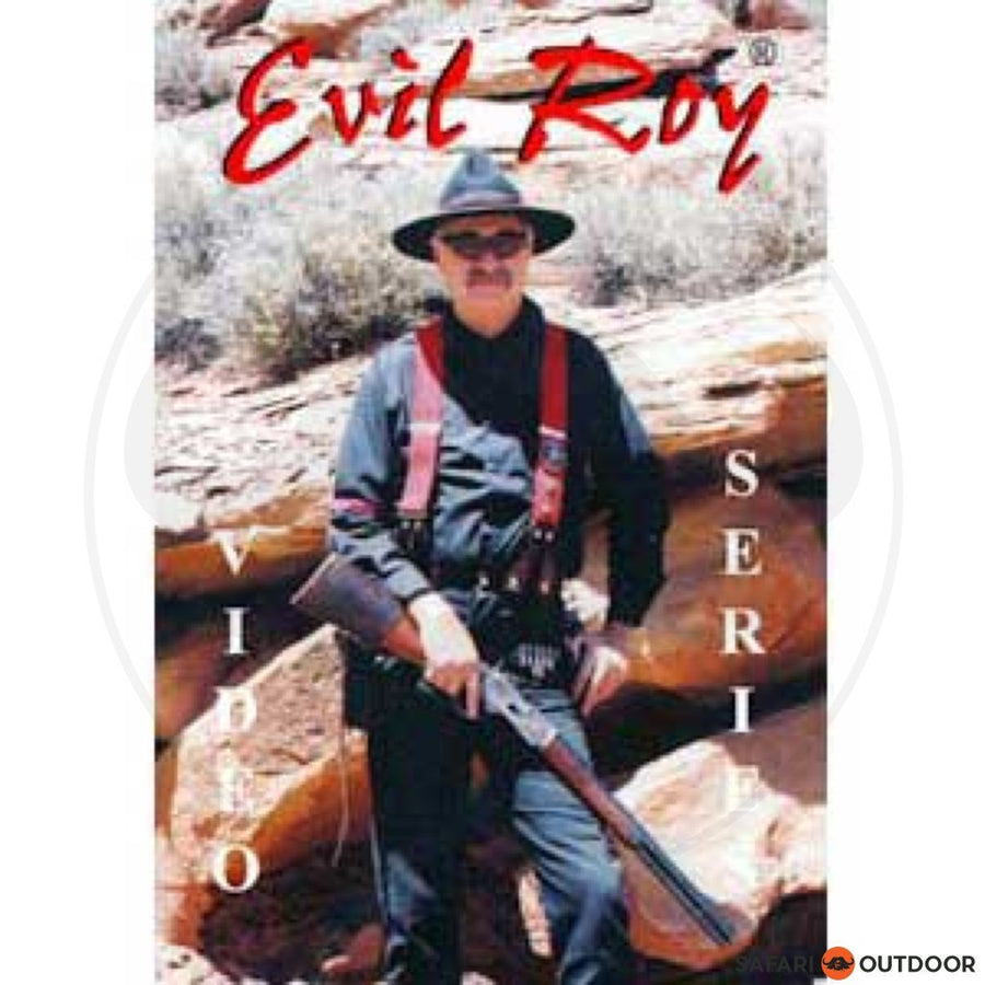EVIL ROY - SHOTGUNS VOL 3 (DVD)