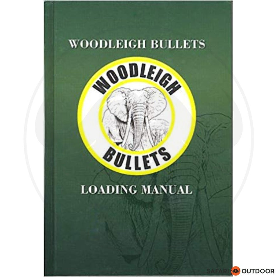 WOODLEIGH LOADING MANUAL BOOK