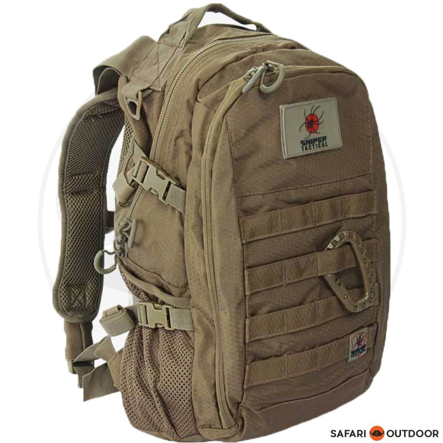 SNIPER BACKPACK EDC WOLF -BROWN