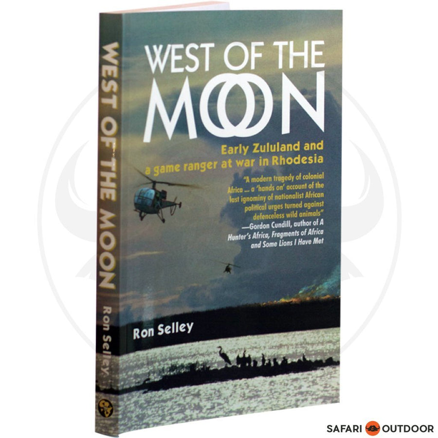WEST OF THE MOON (BOOK)