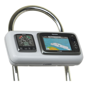 "NavPod GP2512 SystemPod Pre-Cut f-Raymarine e7-e7D & 1 Instrument f-12"" Wide Guard [GP2512]"