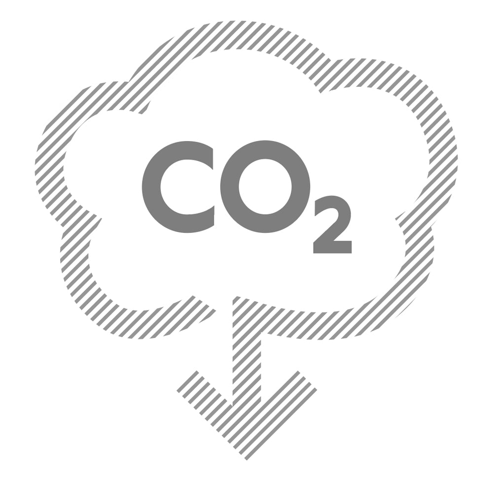CO2 reduction icon