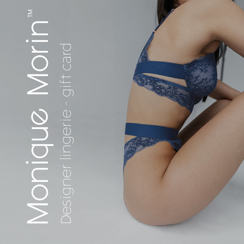 Gift Card - Monique Morin Lingerie