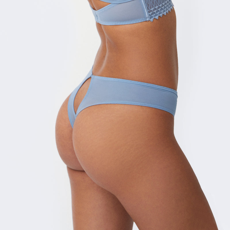 Aura Cheeky Panty - Monique Morin