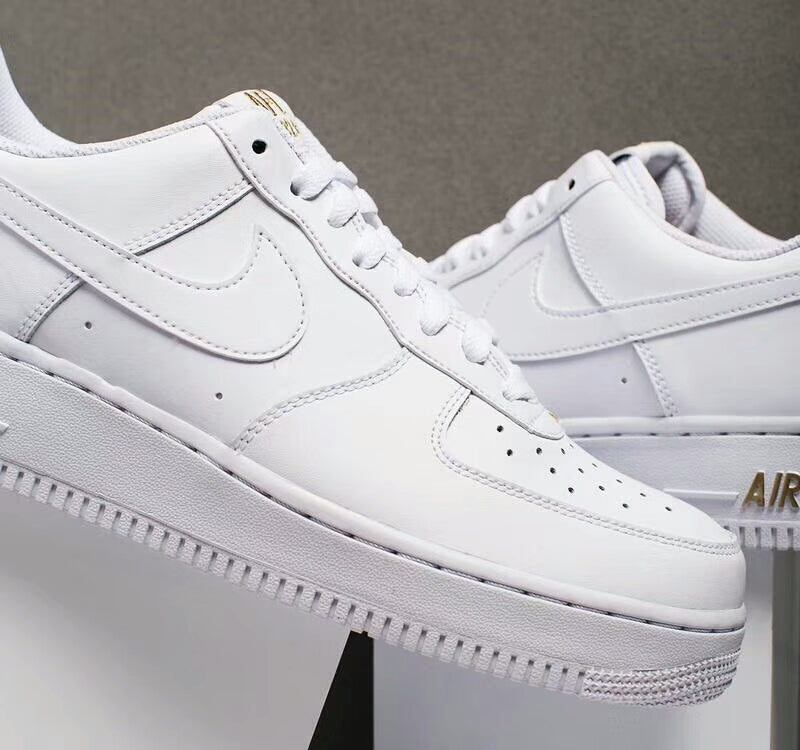 official photos 19ee3 e2939 Nike Air Force 1 Low Crest Logo Air Force One Shoes Casual Sport Running  Shoes ...