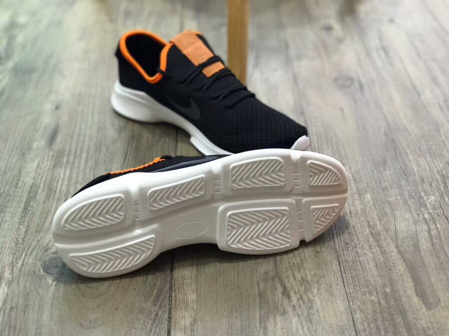 201dbe10a1a0c Nike Air Motion Flex 2018 Nike Knitted Flying Line Running Shoes ...