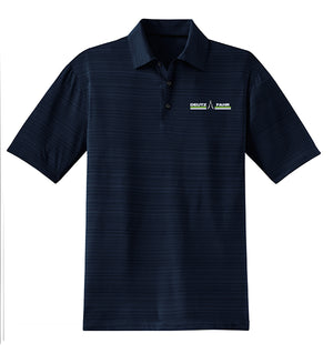 Elite Series Dri-FIT Heather Fine Line Bonded Polo
