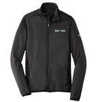 NEW Eddie Bauer® Full-Zip Heather Stretch Fleece Jacket