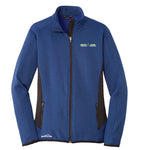 NEW Ladies Eddie Bauer® Full-Zip Heather Stretch Fleece Jacket