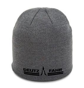 Deutz Fahr Heathered Beanie