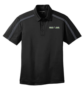 Port Authority® Silk Touch™ Performance Colorblock Stripe Polo