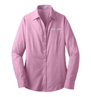 Ladies' Crosshatch Shirt