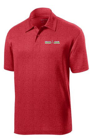 Sport Tek Heather Contender Polo