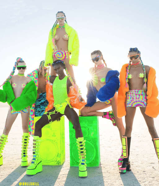The Most Fabulous Accessories for Burning Man 2018