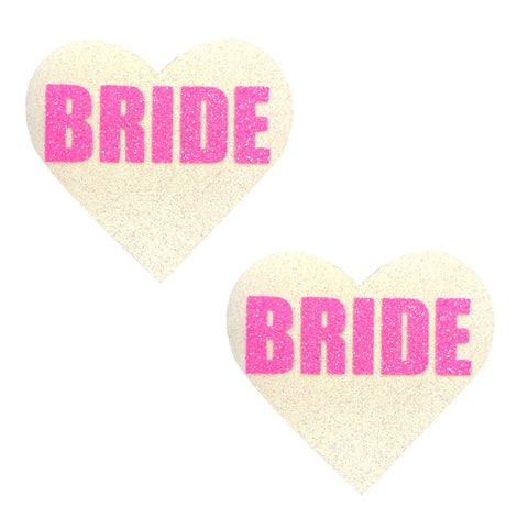 Bride Nipple pasties cover, Neva Nude