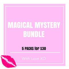 Magical Mystery Bundle 5 Packs Of Nipztix Pasties