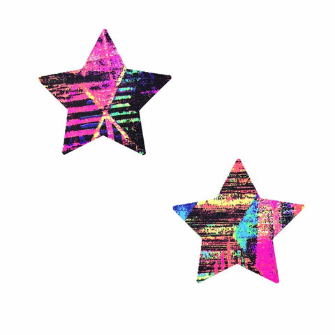 California Love Star BodiStix 6PK, Star BodiStix - NevaNude