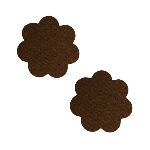 Dark brown nipple cover, Neva Nude