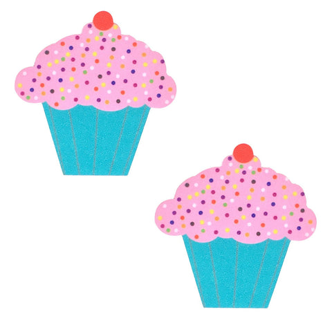 Cupcake Nipztix Pasties, so sweet!, Freaking Awesome Nipple Pasties - NevaNude