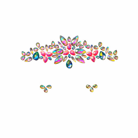 Avatar Tiara Crystal Jewel BodiStix In Your Face Edition
