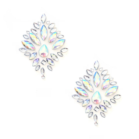 Stardust Crystal Jewel Nipztix Pasties