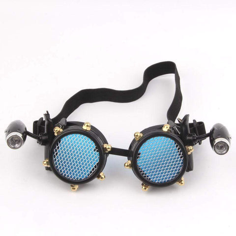 Steampunk Rave Goggles